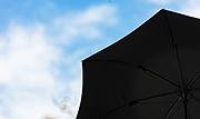 傘内側の黒ラミネート検証
