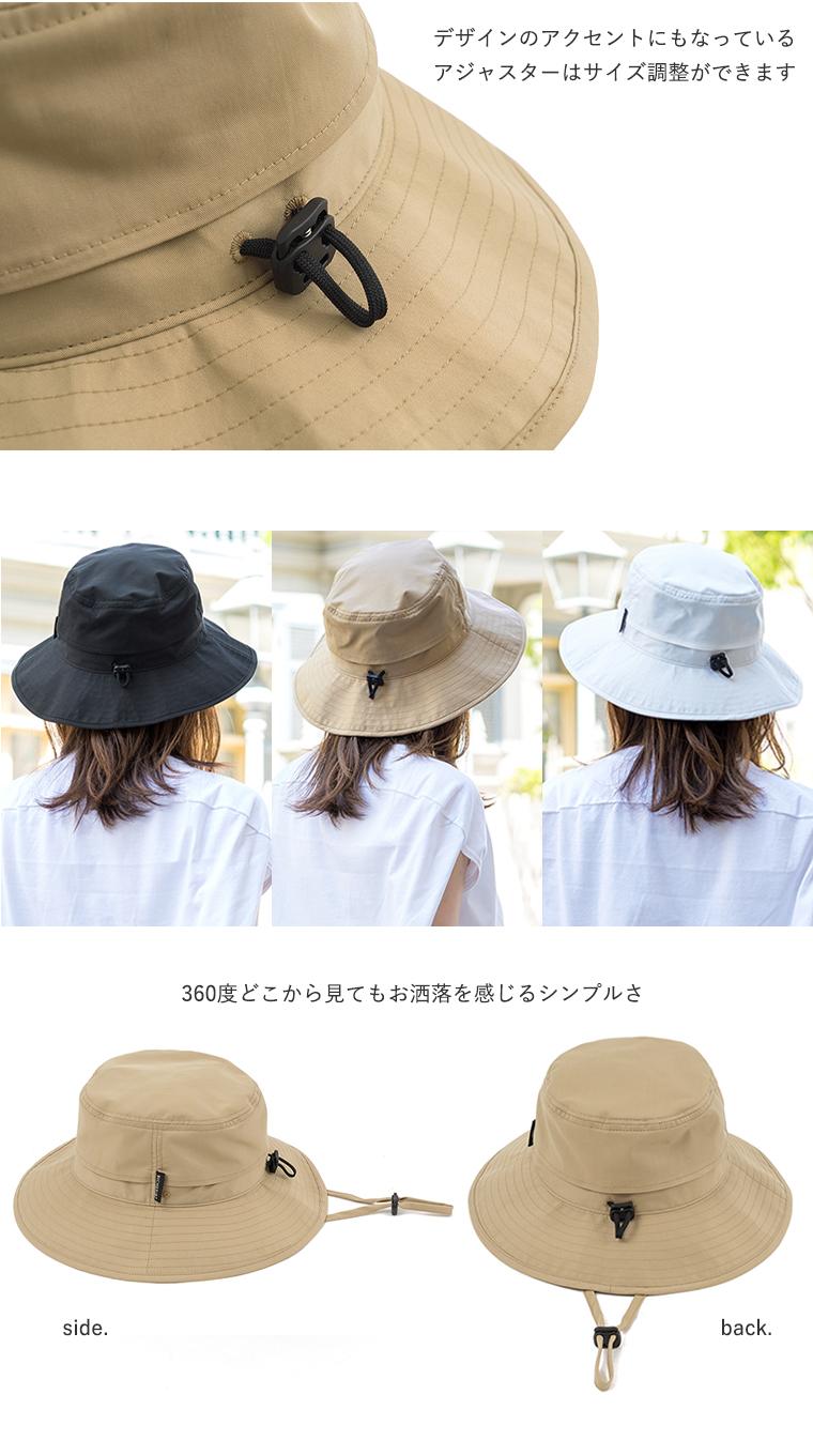 完全遮光 カジュアル帽子