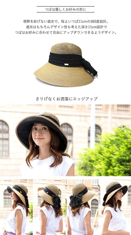 BICHERIEの遮光帽子について
